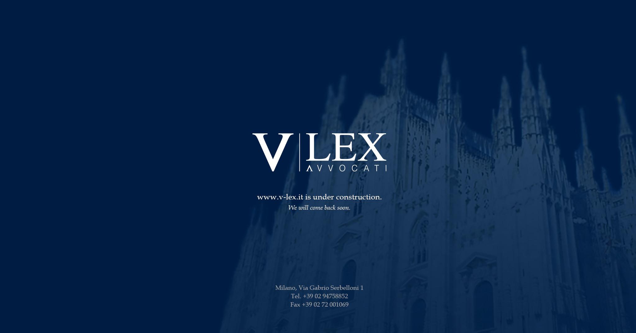 V-lex Logo